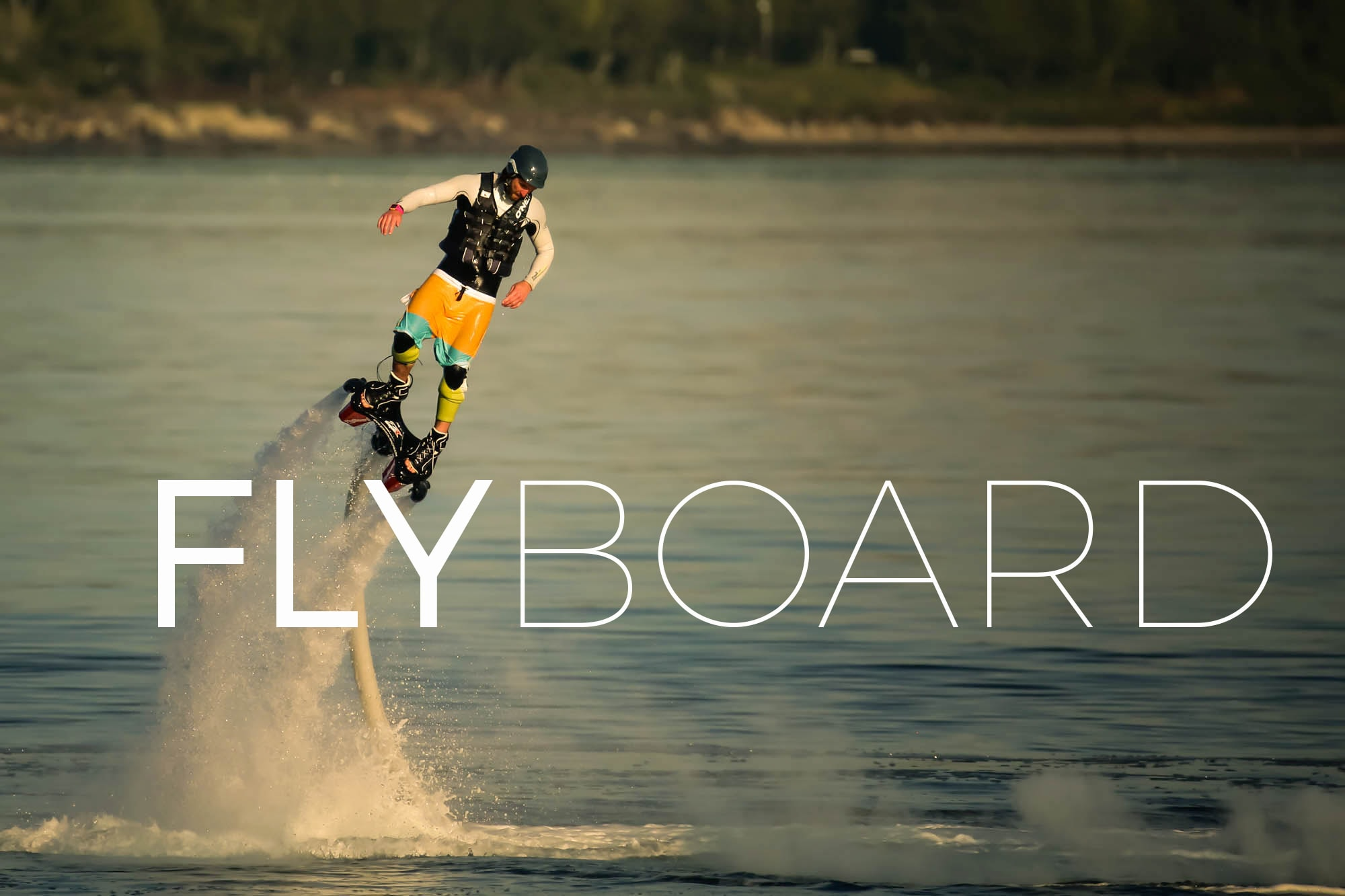 Flyboard Whiterock BC